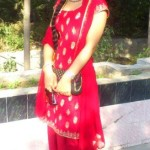 Outfit of the day! The desi look