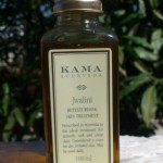 Kama Ayurveda Jawalini retexturising skin treatment review!