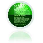 The body shop New Purifying Hand Care Range- Absinthe