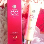 Lakme CC cream first impressions!