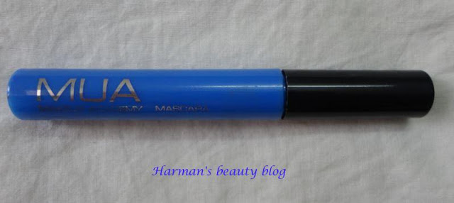 MUA Mascara in Shade 3 review + EOTD!