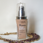 Loreal True Match Super Blendable foundation review!
