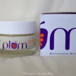 Plum Goodness – Nurturance night cream review