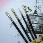Four PAC Makeup Brushes Review!