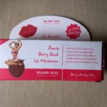 My IslandKiss Puerty Berry Blush Lip Moisturizer Review!