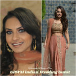 Indian Wedding Guest Makeup Tutorial!