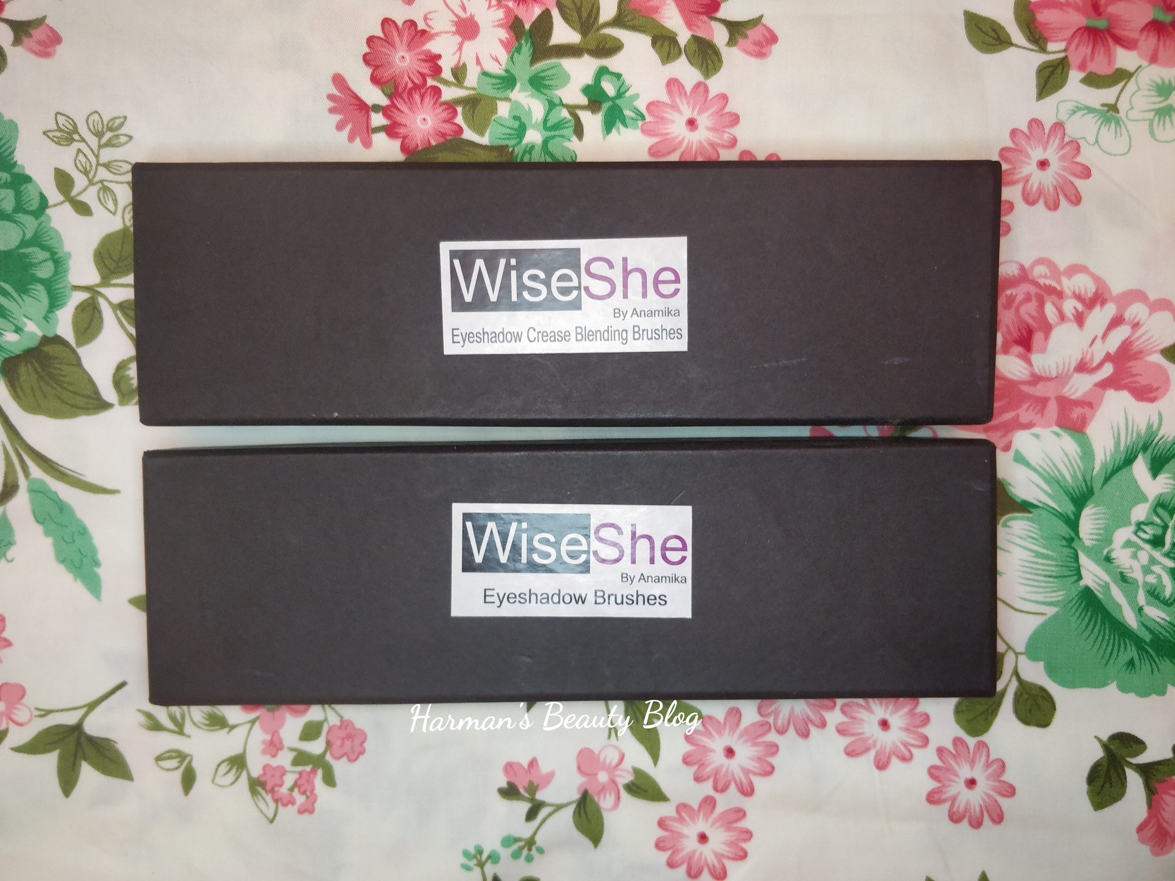 Wise She Eye Makeup Brushes Review!